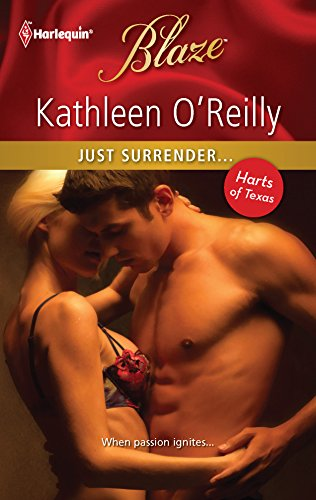 Just Surrender by Kathleen O'Reilly - Smart Bitches, Trashy Books