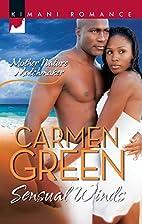 Sensual Winds (Kimani Romance) by Carmen…