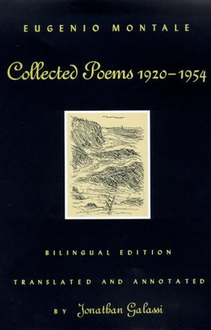 Image for Collected Poems, 1920-1954: Bilingual Edition (English, Italian and Italian Edition)