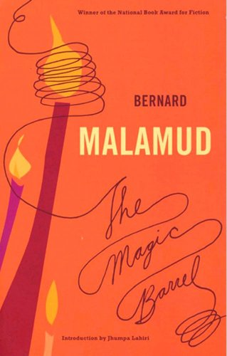 malamud the magic barrel