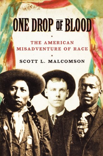 One Drop of Blood: The American Misadventure of Race, Malcomson, Scott L.