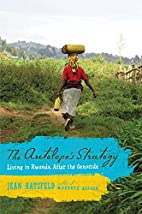 The Antelope's Strategy: Living in Rwanda…