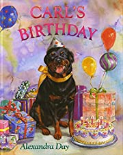 Carl's Birthday (Carl) af Alexandra Day