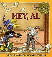 Hey, Al av Arthur Yorinks
