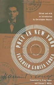 Poet in New York: Bilingual Edition (FSG…