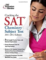 Cracking the SAT Chemistry Subject Test,…