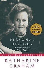 Personal History av Katharine Graham
