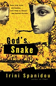 God's Snake von Irini Spanidou