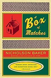 A Box of Matches de Nicholson Baker