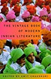 The Vintage book of modern Indian literature / edited by Amit Chaudhuri