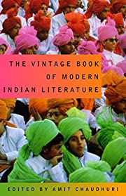 The Vintage Book of Modern Indian Literature…