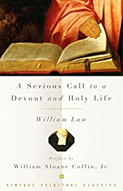 A Serious Call to a Devout and Holy Life de…