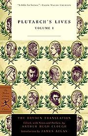 Plutarch's Lives Volume 1 (Modern…