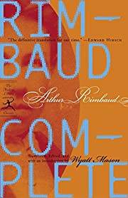 Rimbaud Complete Poetry and Prose av Arthur…