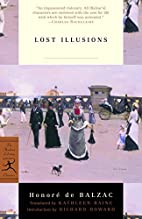 Lost Illusions (Modern Library Classics) by…