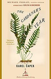 The Gardener's Year (Modern Library…