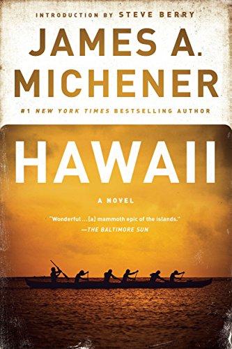 Hawaii written by James Michener
