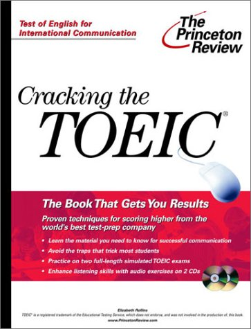 Whitcoulls Ebooks Cracking The Toeic Book And Audio