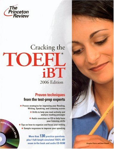 PDF] Cracking the TOEFL with Audio CD 2006 edition (College Test