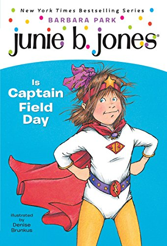 Junie B Jones Is Captain Field Day Lexile Find A Book
