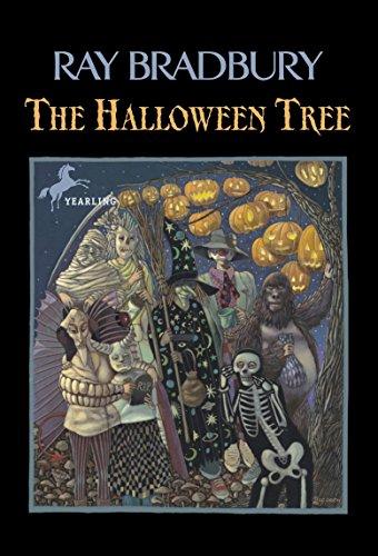 The Halloween Tree written by Ray Bradbury