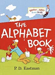 The Alphabet Book (Bright & Early Board…