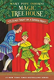 Stage Fright on a Summer Night (Magic Tree…
