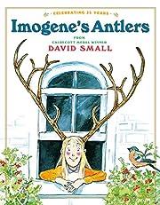 Imogene's Antlers de David Small