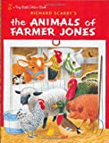 The Animals of Farmer Jones (1942) (Book) written by Leah Gale; illustrated by Richard Scarry