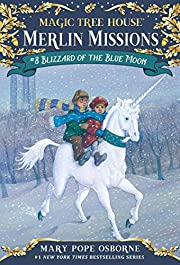Blizzard of the Blue Moon (Magic Tree House,…