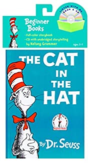 The Cat in the Hat Book & CD (Dr. Seuss) af…