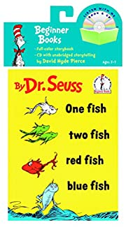 One Fish, Two Fish, Red Fish, Blue Fish Book…