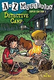 Detective Camp (A to Z Mysteries Super…