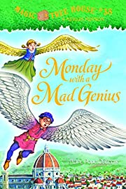 Monday with a Mad Genius (Magic Tree House,…