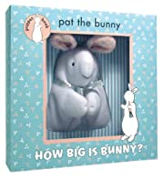 Pat the Bunny: How big is the bunny?