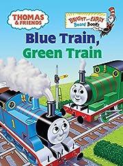 Blue Train, Green Train por W. Rev. Awdry