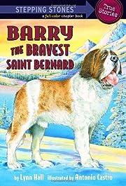 Barry: The Bravest Saint Bernard (A Stepping…
