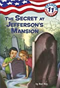 The Secret at Jefferson's Mansion by Ron Roy