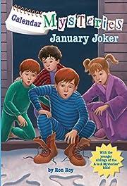 January Joker (Calendar Mysteries, No. 1) av…