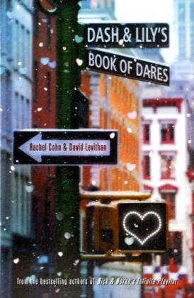 Image result for dash and lily's book of dares cover