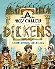 A Boy Called Dickens av Deborah Hopkinson