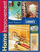 Lowe's complete home improvement & repair by…