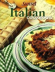 Sunset Italian cook book de Sunset Editors