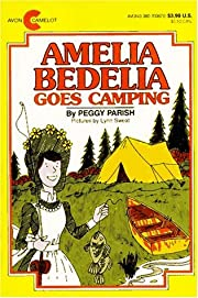 Amelia Bedelia Goes Camping av Peggy Parish
