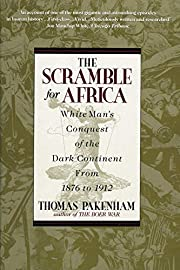 The Scramble for Africa: White Man's…
