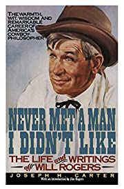 I Never Met a Man I Didn't Like the…