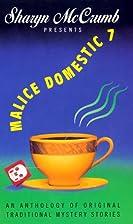 Malice Domestic 07: An Anthology of Original…