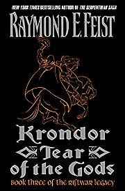 Krondor: Tear of the Gods (Riftwar Legacy)…