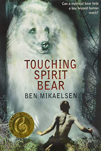 Touching Spirit Bear by Mikaelson