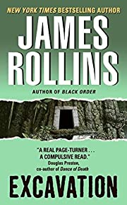 Excavation af James Rollins